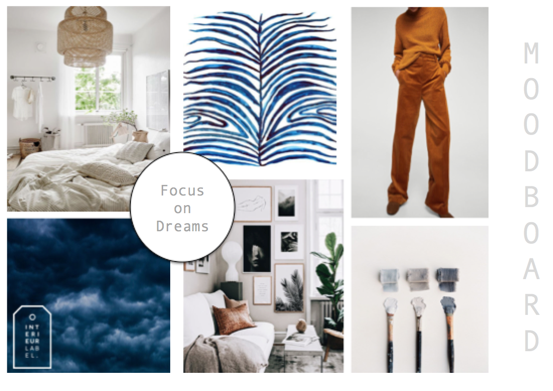 Moodboard interieurstyling